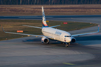 TC-SNR - SunExpress Boeing 737-800