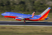 N555LV - Southwest Airlines Boeing 737-700 aircraft
