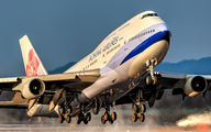 B-18202 - China Airlines Boeing 747-400 aircraft