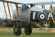 VH-SNP - Private Sopwith Snipe aircraft