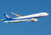 JA713A - ANA - All Nippon Airways Boeing 777-200 aircraft