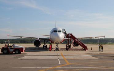 HS-ABS - AirAsia (Thailand) Airbus A320
