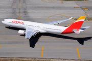 EC-LZJ - Iberia Airbus A330-300 aircraft