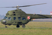7335 - Poland - Army Mil Mi-2 aircraft