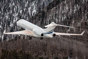 M-IUNI - Private Bombardier BD-700 Global 5000 aircraft