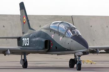 703 - Romania - Air Force IAR Industria Aeronautică Română IAR 99 Şoim