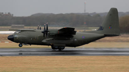 ZH880 - Royal Air Force Lockheed Hercules C.5