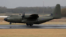 ZH880 - Royal Air Force Lockheed Hercules C.5 aircraft