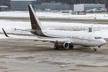 9H-BBJ - Private Boeing 737-700 BBJ