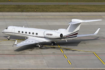 N101MH - Private Gulfstream Aerospace G-V, G-V-SP, G500, G550