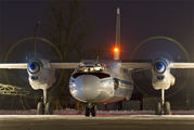 02 - Ukraine - Air Force Antonov An-26 (all models) aircraft