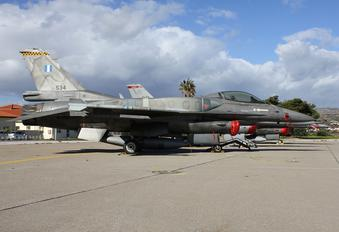 534 - Greece - Hellenic Air Force Lockheed Martin F-16C Fighting Falcon