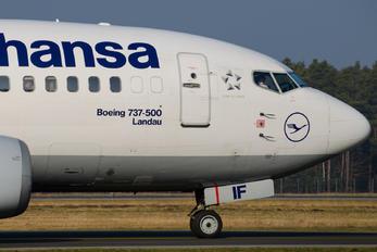 D-ABIF - Lufthansa Boeing 737-500