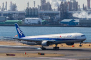 JA751A - ANA - All Nippon Airways Boeing 777-300 aircraft