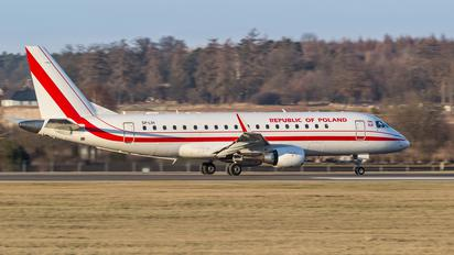 SP-LIH - Poland - Government Embraer ERJ-170 (170-100)