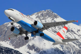 OE-LBQ - Austrian Airlines/Arrows/Tyrolean Airbus A320