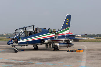 """MM55059 - Italy - Air Force """"Frecce Tricolori"""" Aermacchi MB-339-A/PAN"""