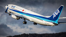JA55AN - ANA - All Nippon Airways Boeing 737-800 aircraft