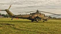585 - Poland - Army Mil Mi-24D aircraft