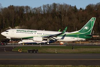 YI-ASR - Iraqi Airways Boeing 737-800