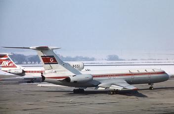 P-551 - CAAK Tupolev Tu-154B