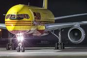 D-ALEB - DHL Cargo Boeing 757-200F aircraft