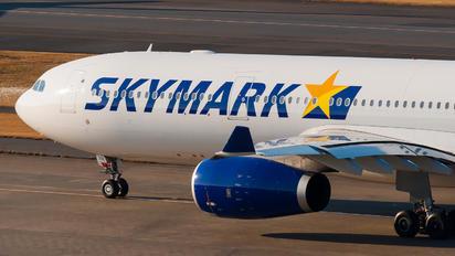 JA330E - Skymark Airlines Airbus A330-300