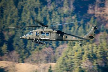 6M-BE - Austria - Air Force Sikorsky S-70A Black Hawk