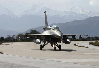603 - Greece - Hellenic Air Force Lockheed Martin F-16D Fighting Falcon