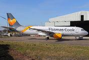 D-AICJ - Thomas Cook Belgium Airbus A320 aircraft
