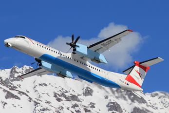 OE-LGK - Tyrolean Airways de Havilland Canada DHC-8-400Q / Bombardier Q400