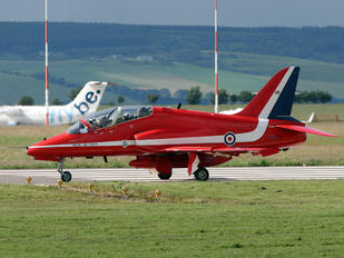 "XX308 - Royal Air Force ""Red Arrows"" British Aerospace Hawk T.1/ 1A"