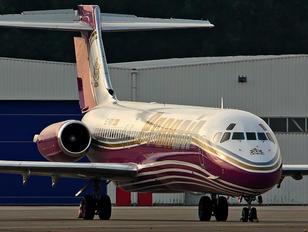 EC-KRV - Pronair Airlines McDonnell Douglas MD-87