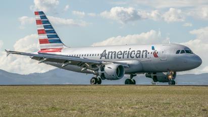 N701UW - US Airways Airbus A319