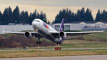 N114FE - FedEx Federal Express Boeing 767-300F aircraft