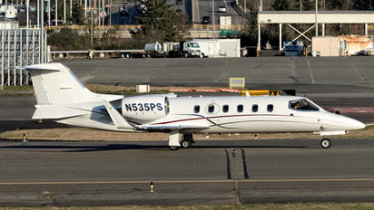 N535PS - Private Learjet 31