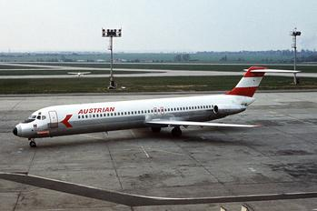 OE-LDM - Austrian Airlines/Arrows/Tyrolean Douglas DC-9-50