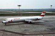 OE-LDM - Austrian Airlines/Arrows/Tyrolean Douglas DC-9-50 aircraft