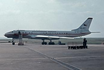OK-NDF - Unknown Tupolev Tu-104