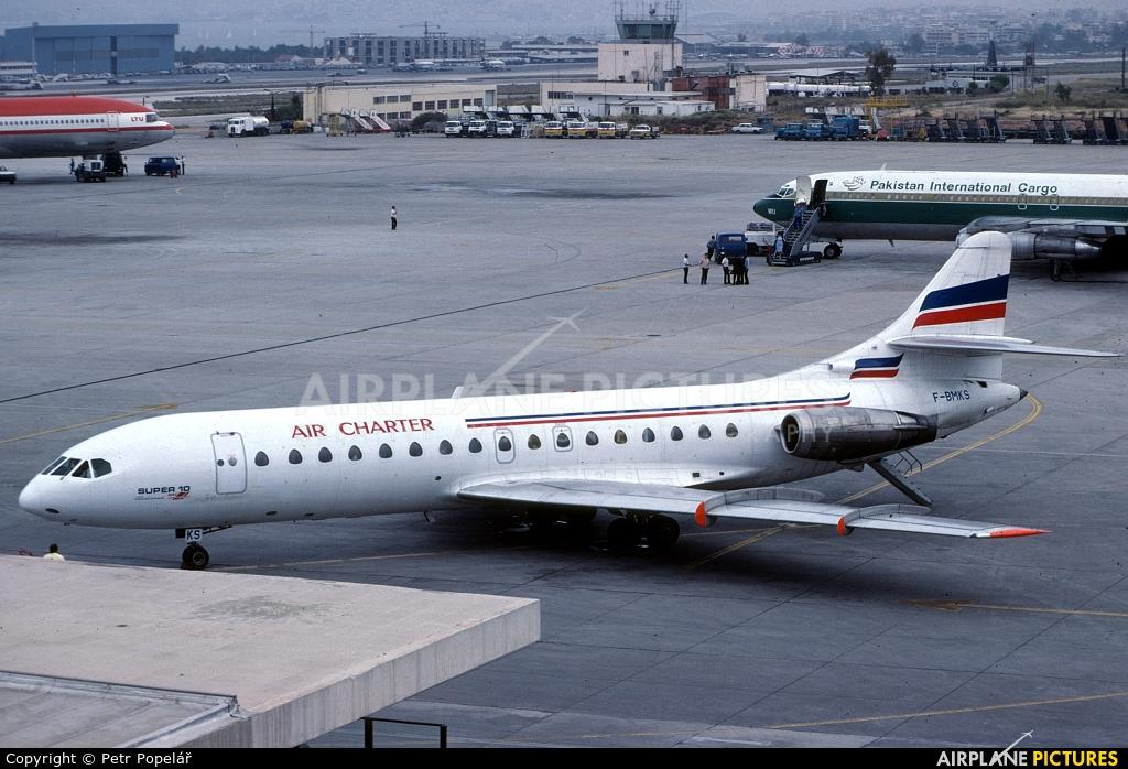 Air Charter F-BMKS aircraft at Athens - Hellinikon