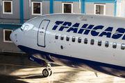 EI-RUJ - Transaero Airlines Boeing 737-800 aircraft