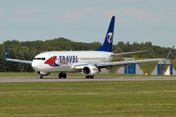 OK-TVF - Travel Service Boeing 737-800