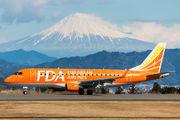JA05FJ - Fuji Dream Airlines Embraer ERJ-175 (170-200) aircraft