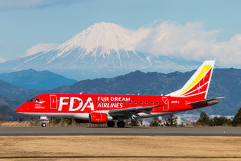 JA01FJ - Fuji Dream Airlines Embraer ERJ-170 (170-100)