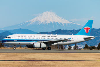 B-6679 - China Southern Airlines Airbus A320