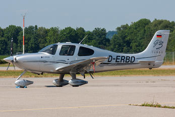 D-ERBD - Private Cirrus SR22
