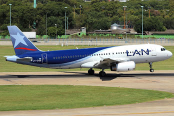 LV-CQS - LAN Argentina Airbus A320
