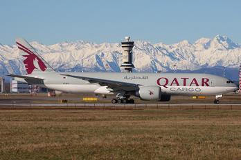 A7-BFC - Qatar Airways Cargo Boeing 777-200F
