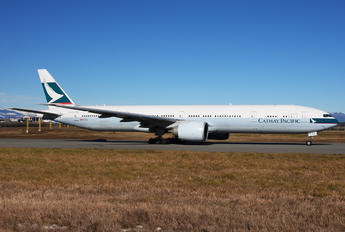 B-KPQ - Cathay Pacific Boeing 777-300ER