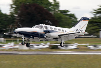 ZK-STV - Private Cessna 421 Golden Eagle